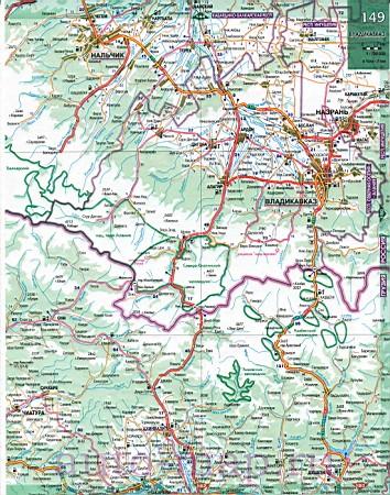 карта грузии на русском языке подробная скачать - фото 8